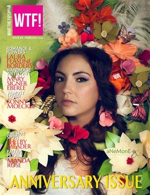 WTF! Fashion Magazine Anniversary Issue