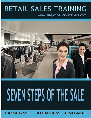 SEVEN STEPS OF THE SALE