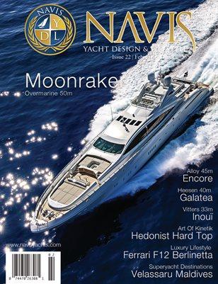NAVIS Luxury Yacht Magazine #22