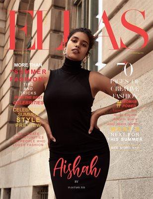 ELLAS Magazine   The August Fashion & Beauty Edition   Vol.8   2021