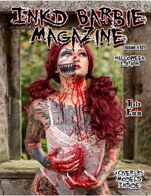 Inkd Barbie Magazine Issue #121 - Kelz Emm