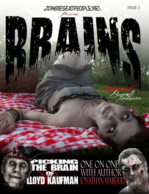 BRAINS Magazine Issue #3