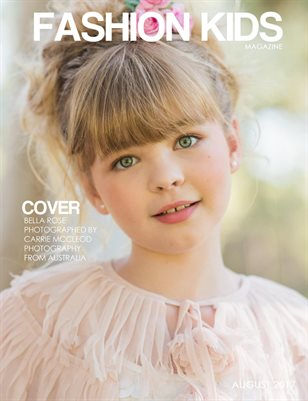Fashion Kids Magazine | AUGUST TOP 50 MOST BEAUTIFUL 2017