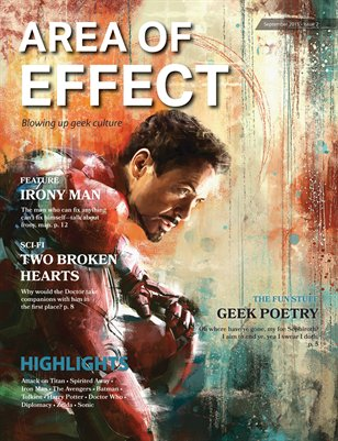 Area of Effect - Issue #02
