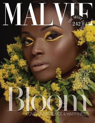 MALVIE Magazine The Artist Edition Vol 242 June 2021