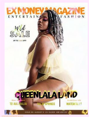 Ex Money Magazine - QueenLalaland BDSM Model