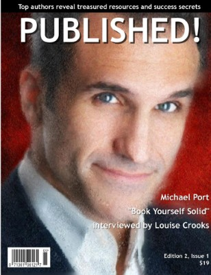 PUBLISHED! Excerpt featuring Michael Port