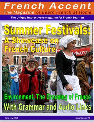 French Accent Nr 49 June-July 2014