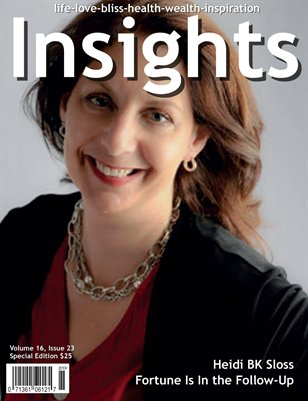 Insights featuring Heidi BK Sloss