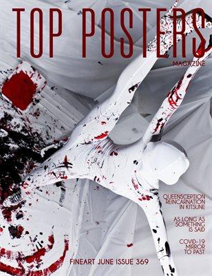 TOP POSTERS MAGAZINE- FINEART JUNE (Vol 369)