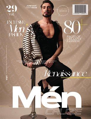 JUNE 2021 Issue (Vol: 29) | MEN CRUZE Magazine
