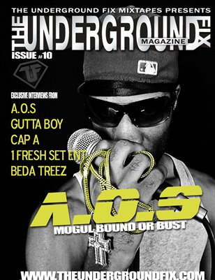 The Underground Fix Magazine Issue #10