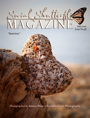 Issue No. 38 - Beaches - Social Shutterfli Magazine