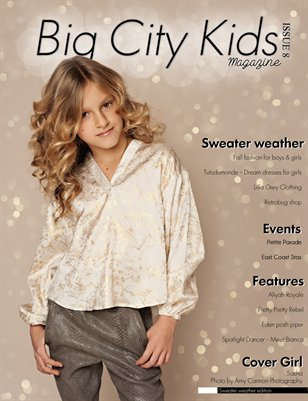 Big City Kids Magazine | FALL 2014
