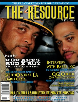 Kokane: The Resource Magazine Vol. 6
