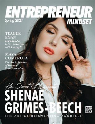Shenae Grimes-Beech Entrepreneur Mindset (The Mindset 360)