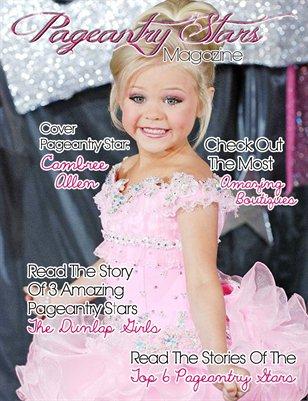 Pageantry Stars Magazine {March 2013}