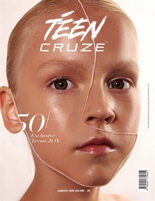 JANUARY 2020 Issue (Vol: 09) | TÉENCRUZE Magazine