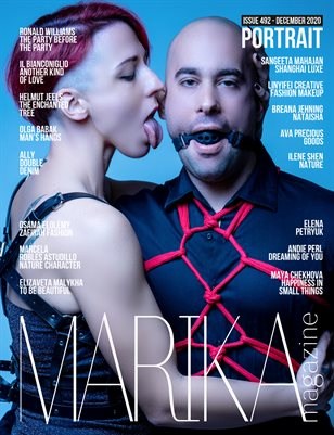 MARIKA MAGAZINE PORTRAIT (ISSUE 492 - DECEMBER)