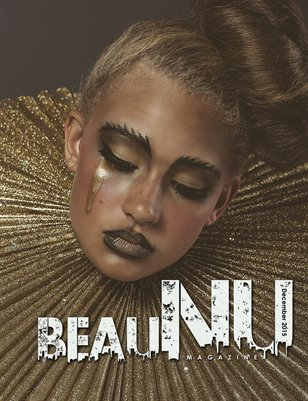 beauNU Magazine December 2015 Silver & Gold