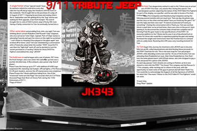 9/11 Tribute Jeep Top-offroades Magazine