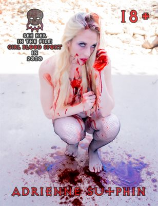 Adrienne Sutphin - Blood-Soaked Babe | Bad Girls Club