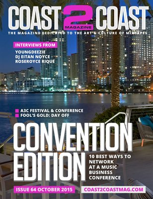 Coast 2 Coast Magazine Issue #64