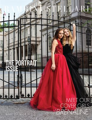 Bambini Stellari - The Portrait Issue 2017 - Cover #1