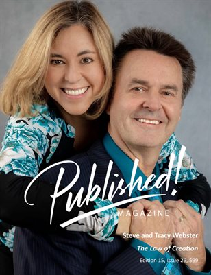 PUBLISHED! #15 Excerpt featuring Steve & Tracy Webster!