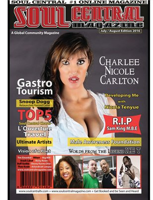 Soul Central Magazine July / August Edition 2016