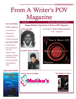 December 2010 Special Edition