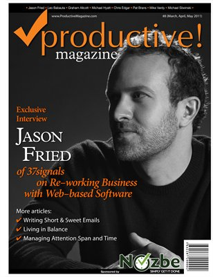 Jason Fried on Simplicity and Re-working