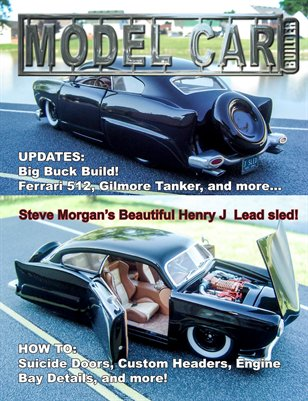 Model Car Builder No. 16