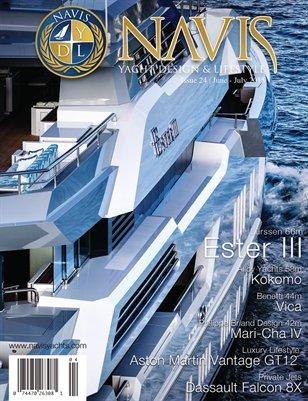 NAVIS Luxury Yacht Magazine #24