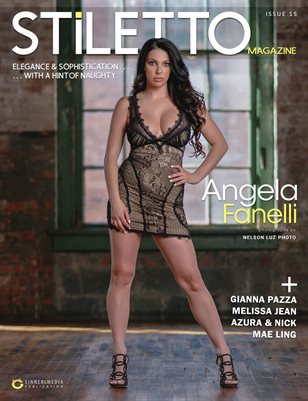 STiLETTO Magazine 15 Ft. Angela Fanelli