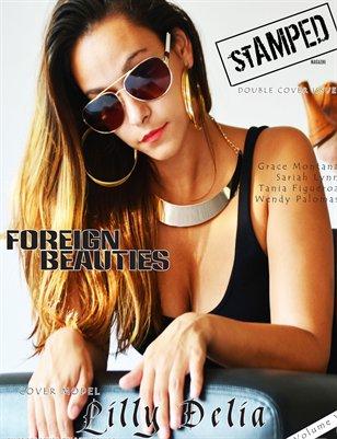 GEI DMV presents STAMPED Magazine Volume V