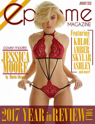 Epitome Magazine: 2017 Year in Review, Vol.1