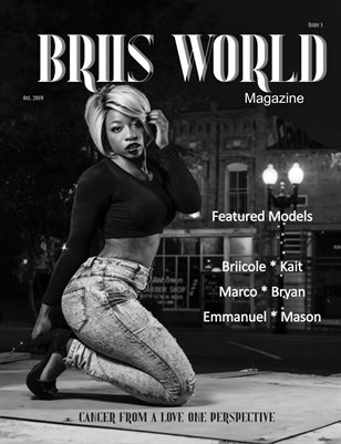 Brii's World Mag Issue 1
