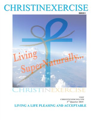 CIE Living Super Naturally issue #9