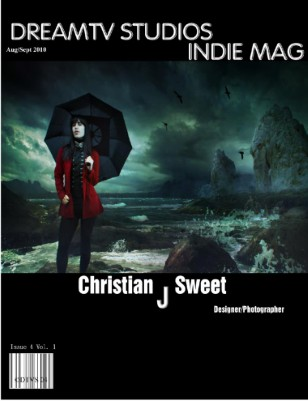 DreamTV Studios Indie MAG AUG/ SEPT Issue RePublished