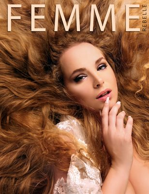 Femme Rebelle Magazine SEPTEMBER 2017 - BOOK 2 Jezebelle Cover