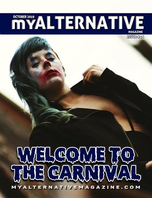 MyAlternative Magazine Issue 46 October 2019