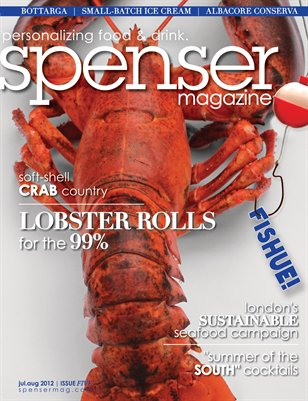spenser magazine: issue five (jul.aug 2012)