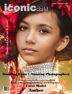 iconic child magazine Issue 9 Volume 4 2018