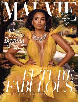 MALVIE Magazine The Artist Edition Vol 273 August 2021
