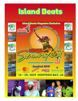 Island Beats Reggae Sumfest 2019 Exclusive