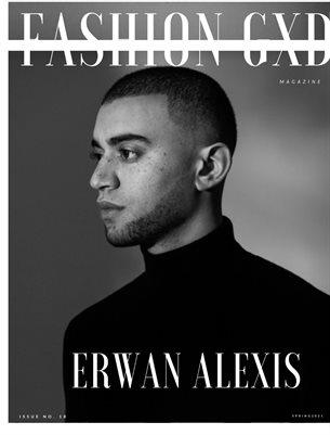 "Fashion Gxd Magazine ""Erwan Alexis """