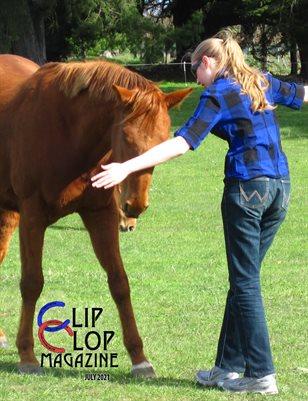 July 2021 Clip Clop Magazine - Vol.11 #2