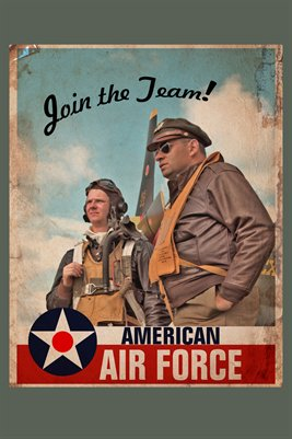 Join the Team Poster