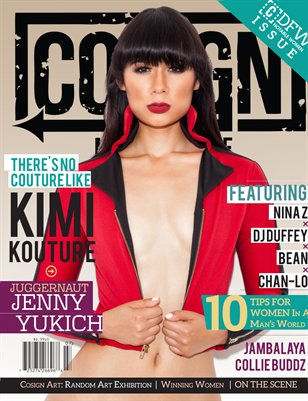 COSIGN Magazine Issue 6: Female Entrepreneurs Issue